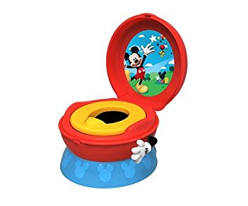 Disney Toddler Toilet Training