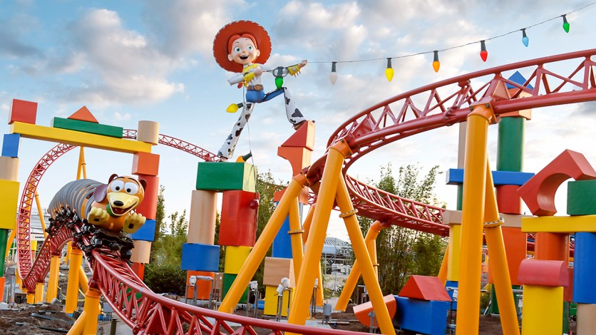 Toy Story Land Opens June 30