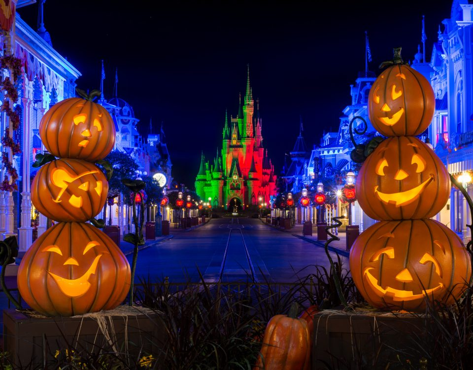 2018 Disney World Holiday Party Dates