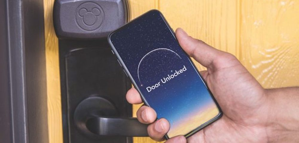Digital Key Feature in My Disney Experience App Expands to Additional Disney Resort Hotels