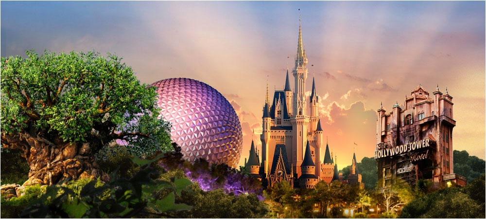 Walt Disney World Resort to Debut Date-Based Tickets and Pricing on Oct. 16, 2018
