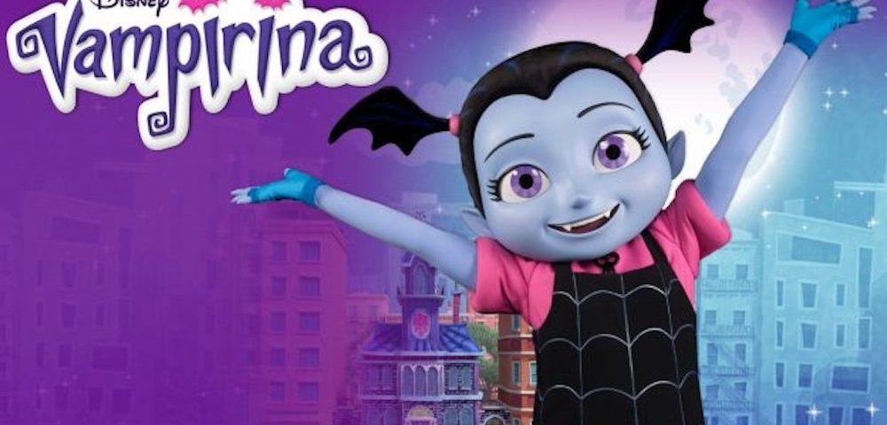 Vampirina Arrives at Disney Parks This Weekend – Here's Your First Look!