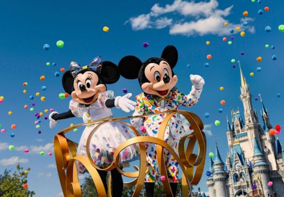 Get a First Look at Mickey & Minnie's Fun New Celebration Outfits