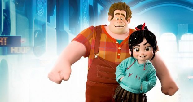 Ralph and Vanellope to appear in Disney Parks