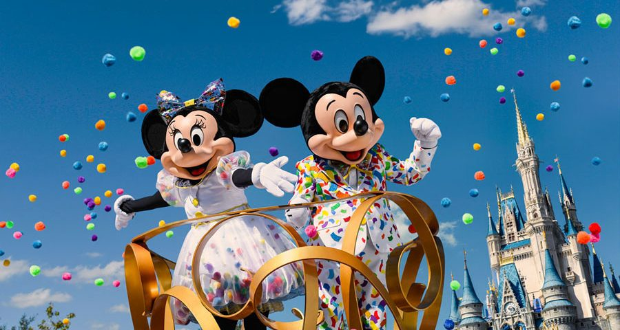 Mickey & Minnie's Surprise Celebration
