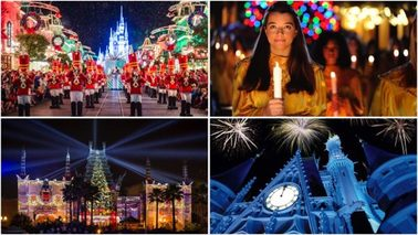 5 Unforgettable Walt Disney World Resort Holiday Events You Can Book Right Now