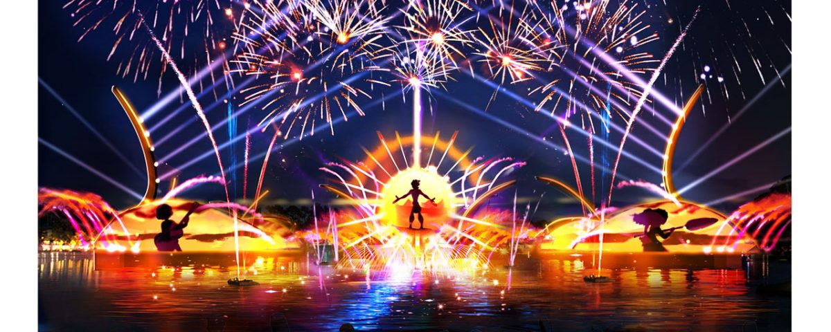 New Epcot Nighttime Spectaculars