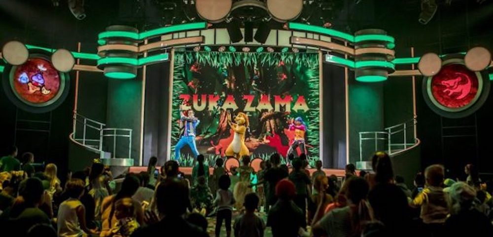 The All-New 'Disney Junior Dance Party!' Show Opens December 22 at Disney's Hollywood Studios