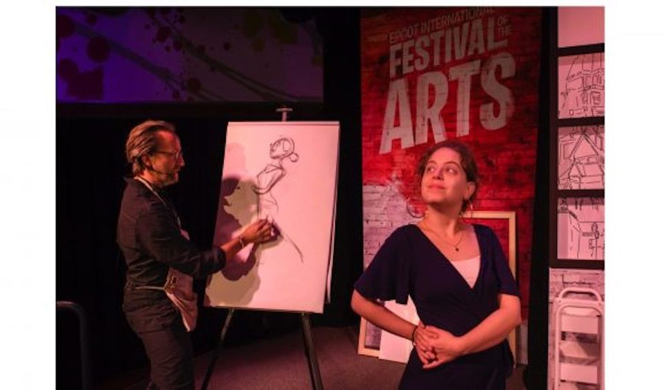 Reserve your Epcot International Festival of the Arts Workshop Experience Today