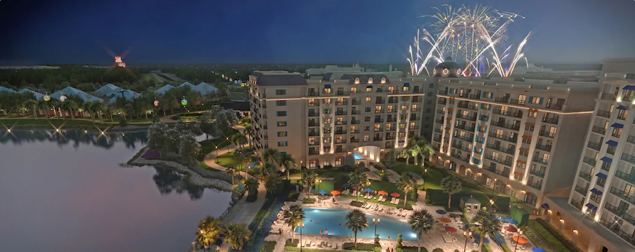 Disney's Riviera Resort Hotel