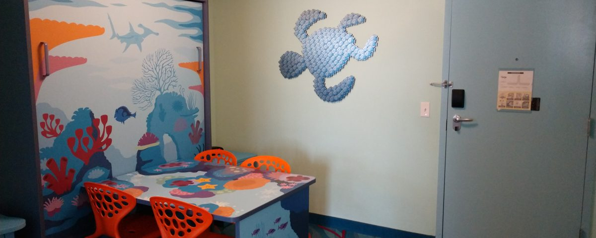 Art of Animation - Finding Nemo Suite