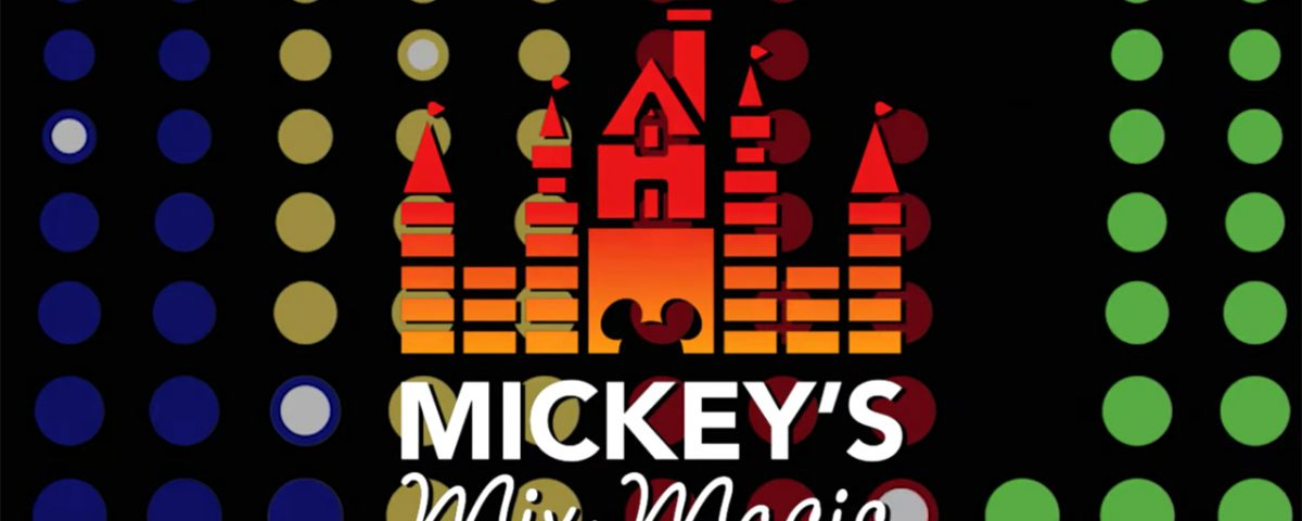 Dance All Night with 'Mickey's Mix Magic' at Disneyland Park