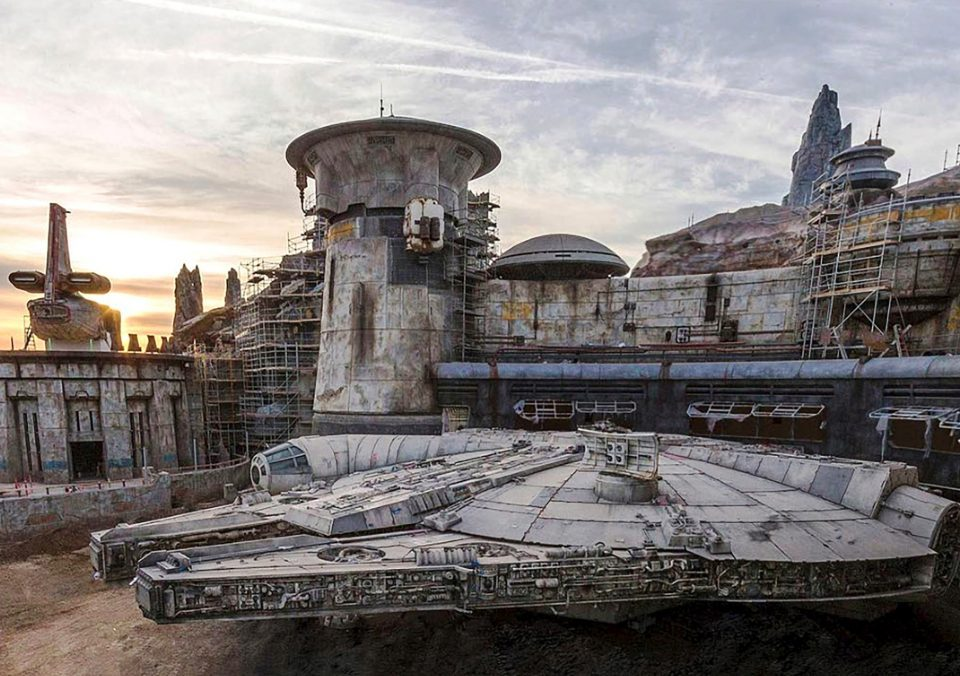 Star Wars: Galaxy's Edge opens at Disneyland and Walt Disney World