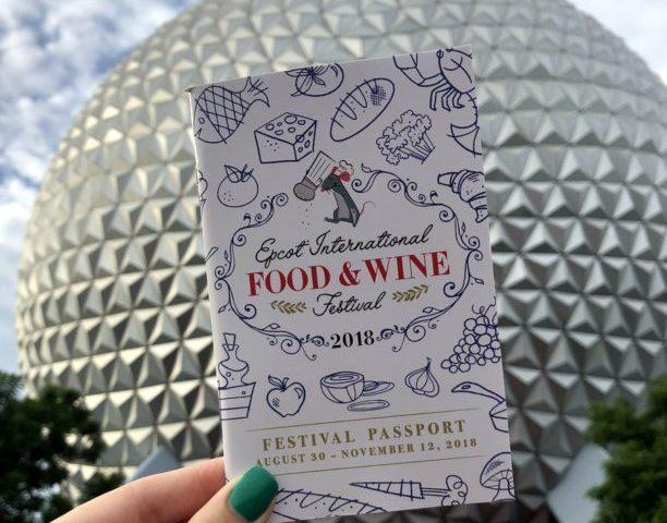 2019 Food & Wine Festival Announced