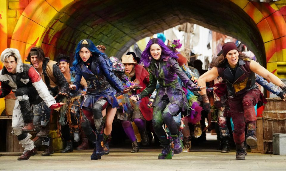 Celebrate Descendants 3 with a DescenDANCE Party