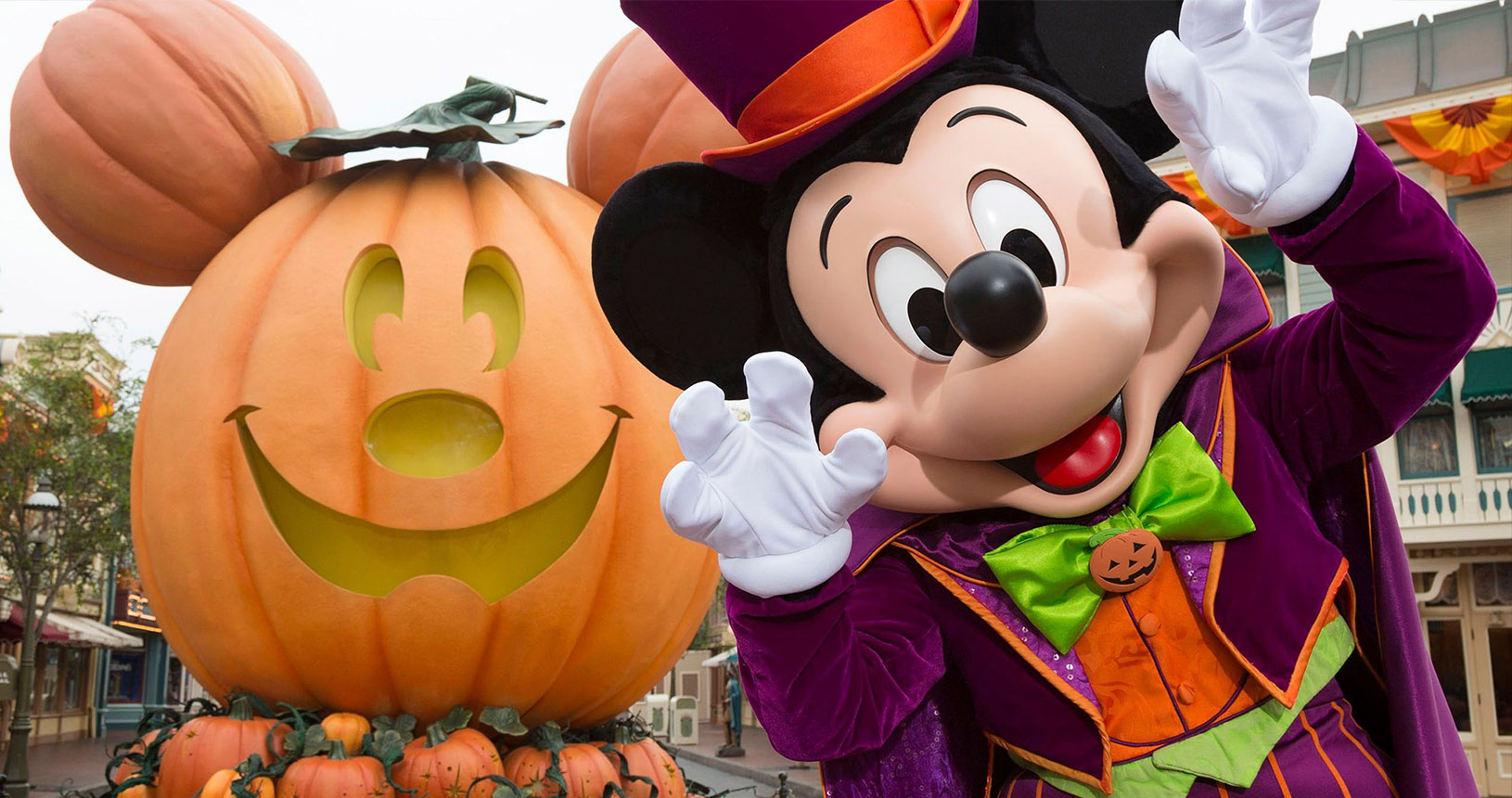 Mickey' Halloween Party