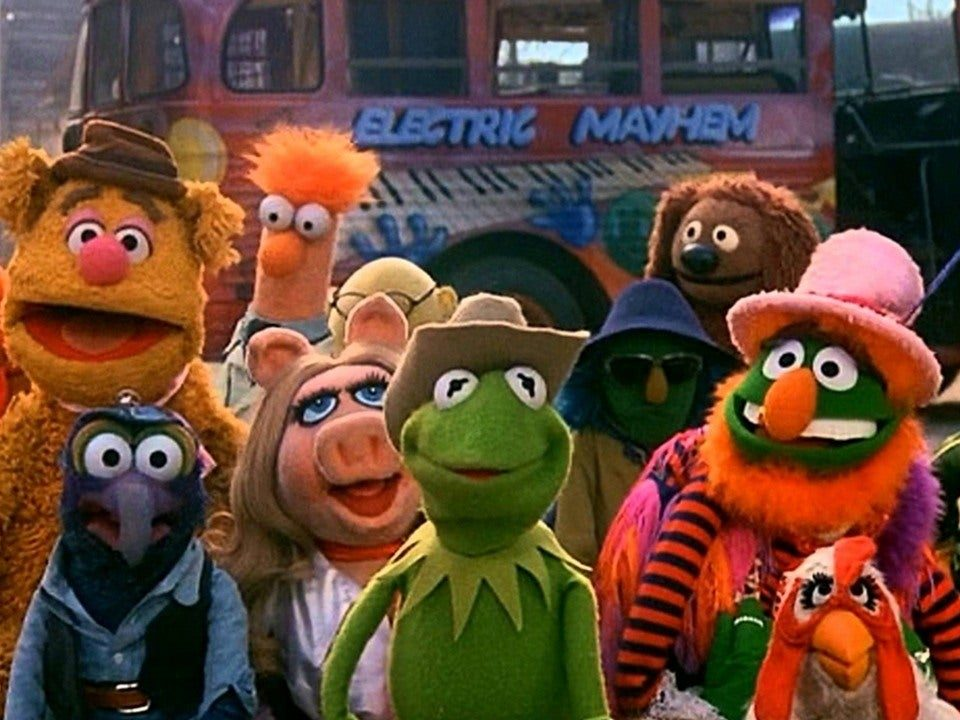 Muppet Movie 40th Anniversary