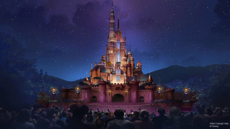 D23 Expo Announces upcoming changes at Hong Kong Disneyland