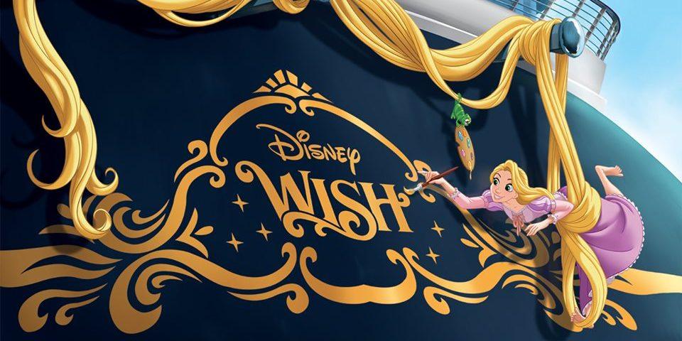 Disney Wish: Disney's Newest Cruise Ship and New Island Lighthouse Point
