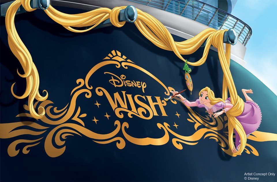 Disney Wish: Disney's Newest Cruise Ship and New Island Lighthouse Point