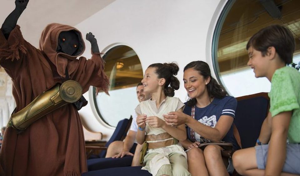 5 Reasons To Take a Star Wars Day at Sea Cruise