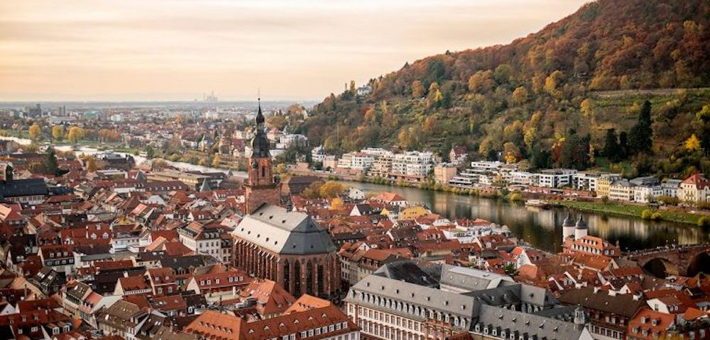 The First Disney-themed Rhine River Cruise