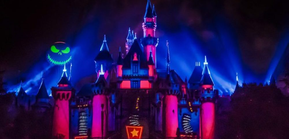 Happy hauntings have returned to theDisneyland® Resort as Halloween Time begins today through Oct. 31! It's the Most Spookiest Time of the Year.