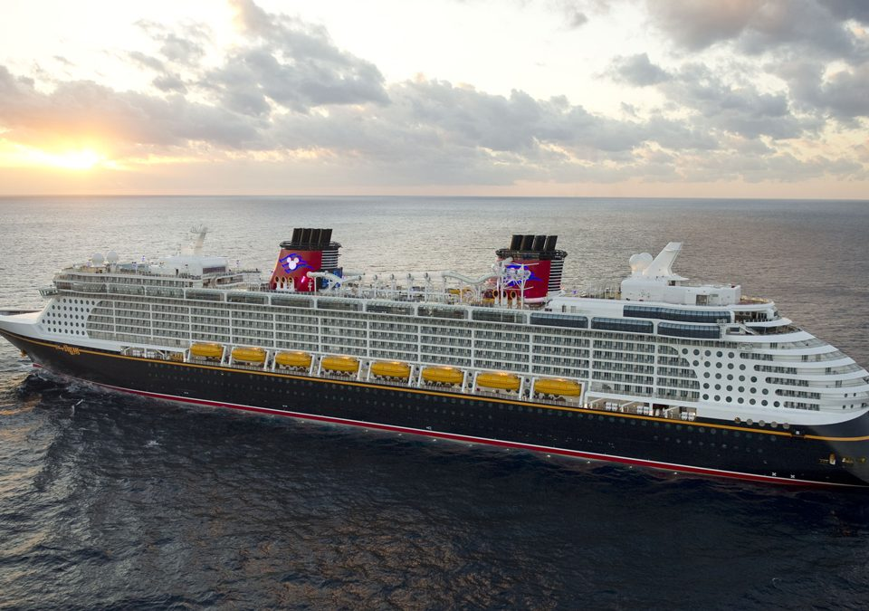 Limited-Time Offer: 50% Off Required Deposit on Select 4-Night or Longer Disney Cruises