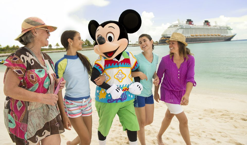 DCL Summer 2021 Featured Ports and Itineraries